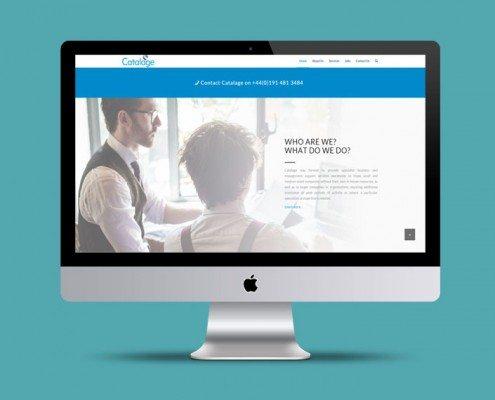 Catalage Ltd. website