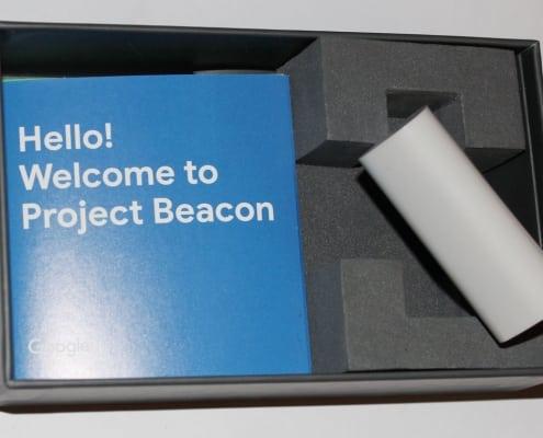 Google Beacon