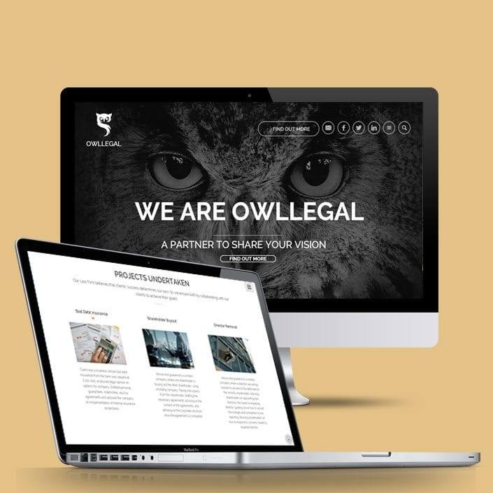 Owllegal Website